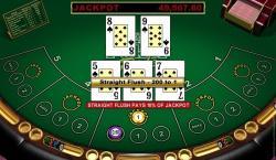 jeu de vidéo poker en ligne